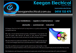 Keegan Electrical, Launceston
